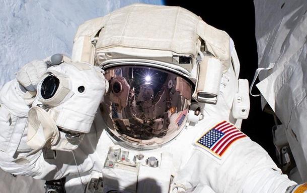 В NASA показали работу астронавтов в космосе