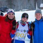 VI Всероссийская зимняя Универсиада 2020 года: завершились соревнования по лыжным гонкам