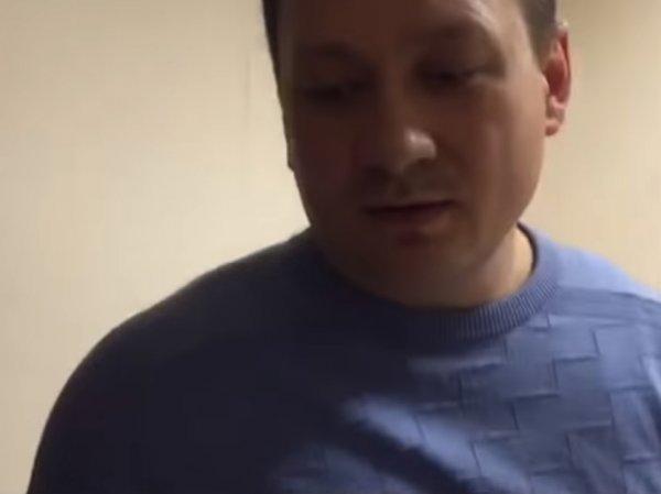"""Видео, где обвиняемый по делу Голунова полицейский выкручивает руки свидетельнице, """"слили"""" в Сеть"""