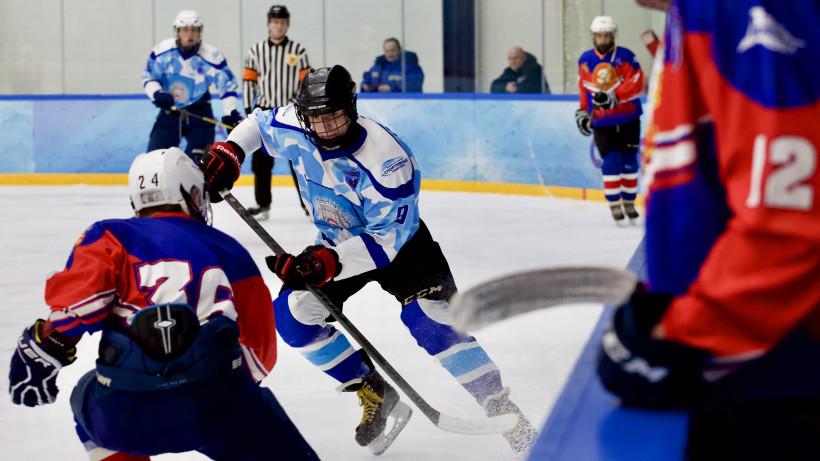 Второй этап «Золотой шайбы» пройдет в Дмитрове