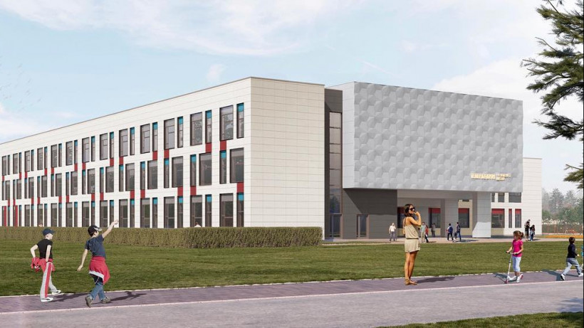 Выдано разрешение на строительство школы в поселке Тучково Рузского округа