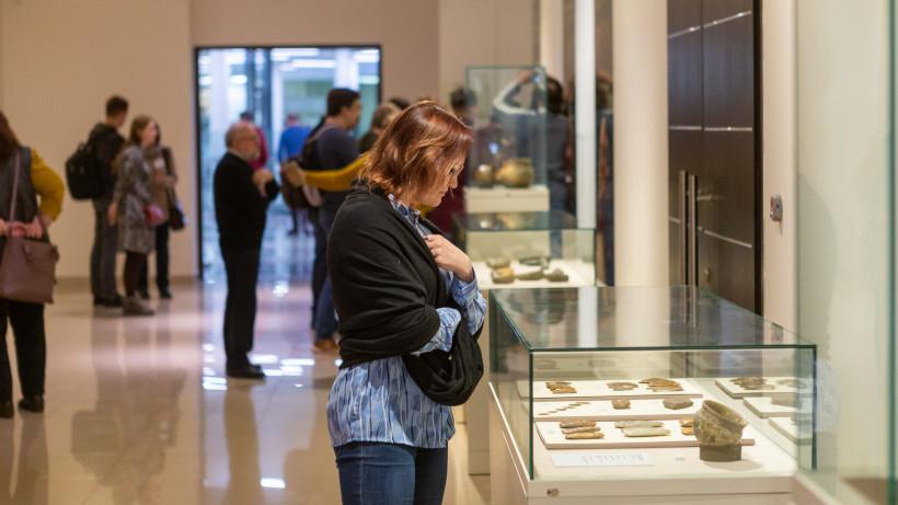 Выставка «Боевые топоры Подмосковья» открылась в музее «Новый Иерусалим»