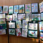 Выставка рисунков «Папа может»