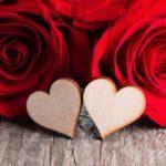 Выставка «В день святого Валентина»