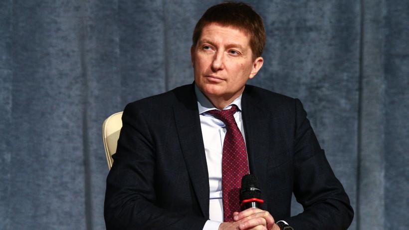 Зампред Вадим Хромов провел ежемесячную встречу с предпринимателями Подмосковья
