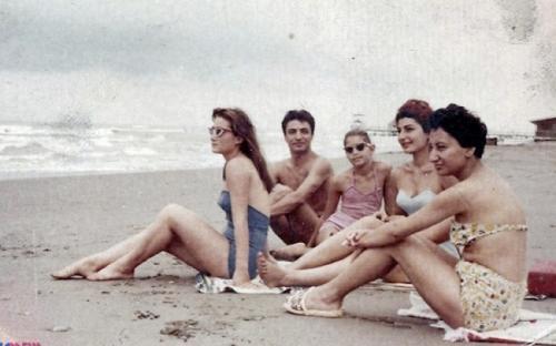 Иранские женщины до исламской революции.