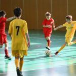 8 подмосковных команд примут участие во всероссийском финале по мини-футболу