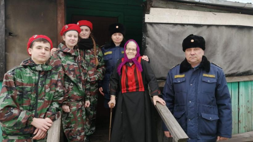 Акция «Тропинка к дому» состоялась в 17 муниципалитетах Подмосковья