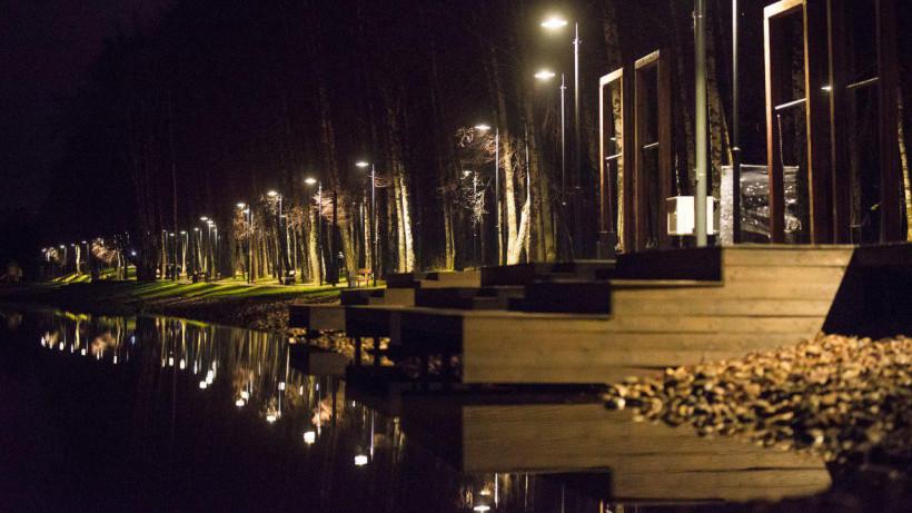 Аукцион на выполнение работ по благоустройству Малаховского озера начался в Люберцах