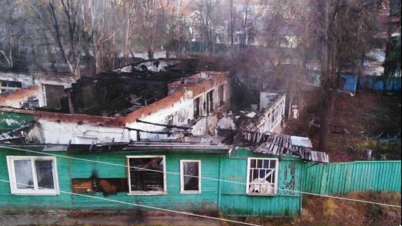 Аварийное здание психоневрологического диспансера снесли в Одинцовском округе