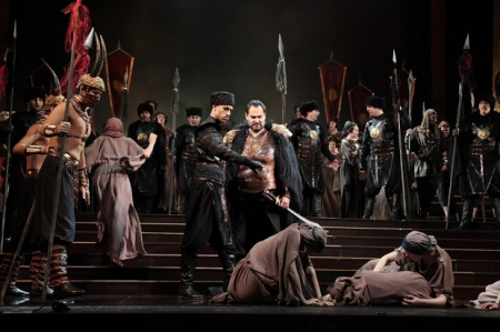 Башкирский государственный театр оперы и балета представит оперу «Аттила» на сцене Большого театра