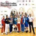 Боксеры Белякова и Головченко завоевали 2 золотые медали на соревнованиях в Риге