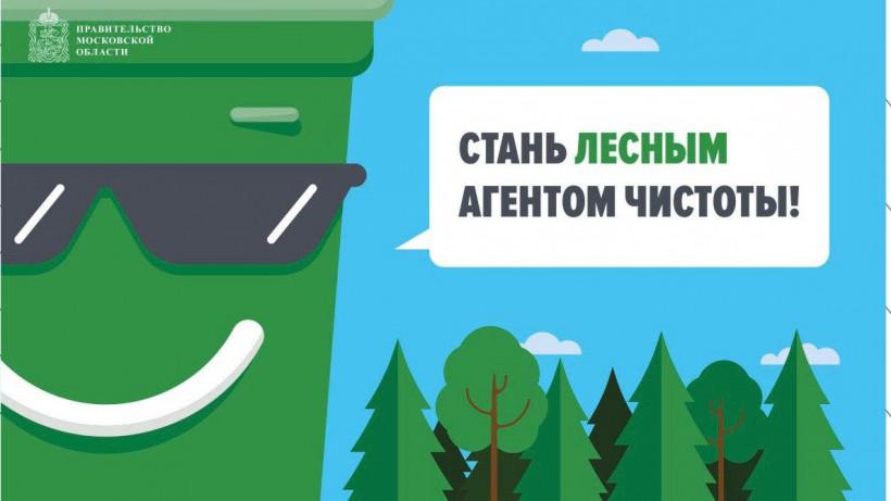 Более 1,3 тыс. людей выбрали места для установки контейнерных площадок в лесах Подмосковья