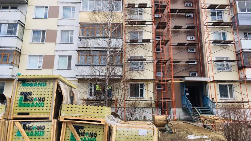 Более 100 домов отремонтируют в бывших военных городках Подмосковья