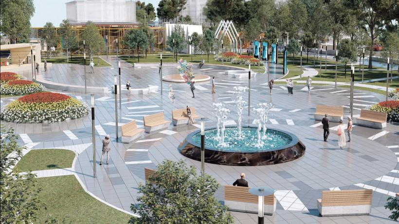 Более 40 общественных пространств благоустроят в Подмосковье в 2020 году