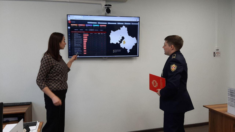 Более 6,8 тыс. обращений по содержанию территорий Подмосковья поступило в ЦУР за неделю