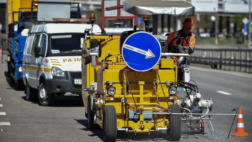 Более 9 тысяч ям устранили на дорогах Подмосковья за неделю