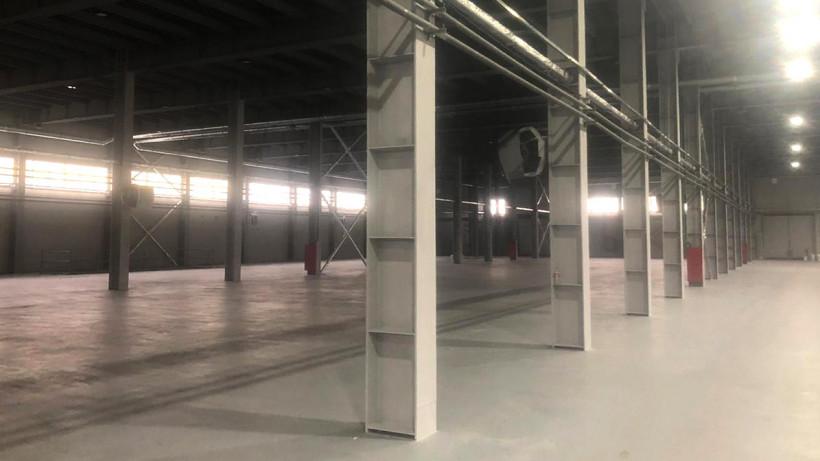 Цех по производству вентилируемых фасадов построили в Химках