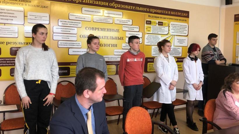 Чемпионат «Молодые профессионалы» по компетенции «Ветеринария» открыли в Сергиевом Посаде