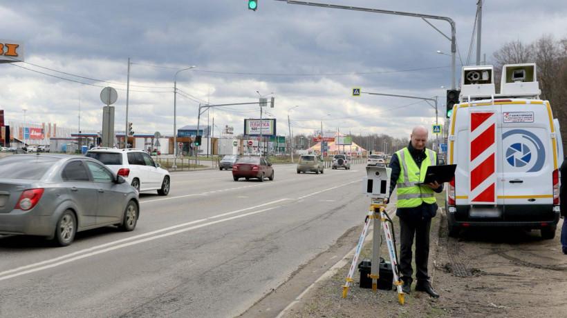 Число нарушений на дорогах Подмосковья выросло в два раза за неделю