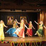 Цикл видеолекций «Многообразие форм и стилей индийского танца»