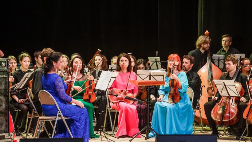 Десять праздничных концертов дадут коллективы Московской областной филармонии