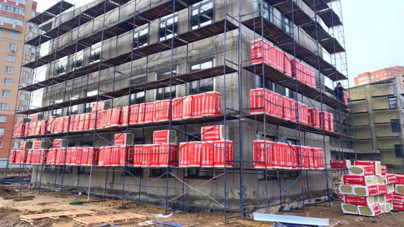 Детский сад построят в Домодедове в июле 2020 года