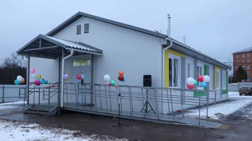 ФАП построят в сельском поселении Дровосеки Орехово-Зуевского округа в 2020 году