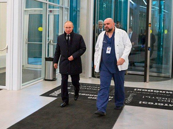 Главврач больницы в Коммунарке призвал готовиться к итальянскому сценарию пандемии