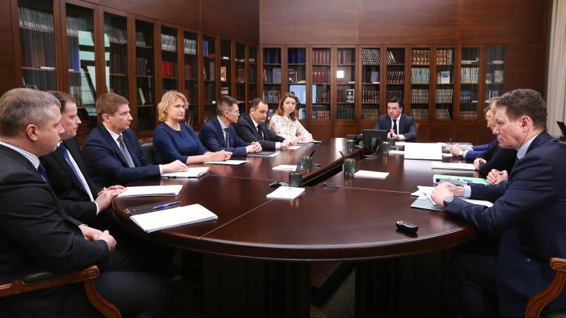 Губернатор обсудил качество работы управляющих компаний на совещании с зампредами