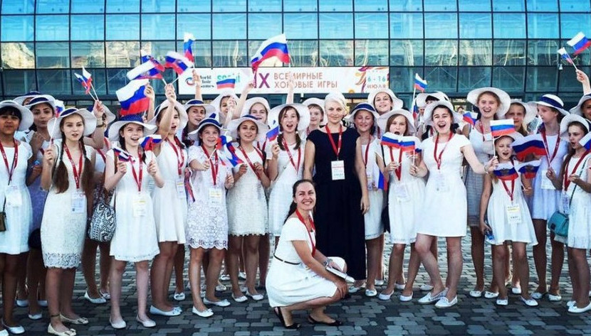 Хор из Красногорска занял первое место в мировом рейтинге