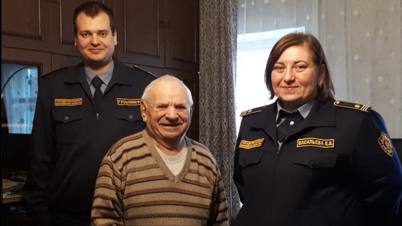 Инспекторы Госадмтехнадзора оказывают помощь ветеранам ВОВ в Подмосковье