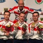 Итоги выступления российских спортсменов на Чемпионате Европы по стрельбе из пневматического оружия