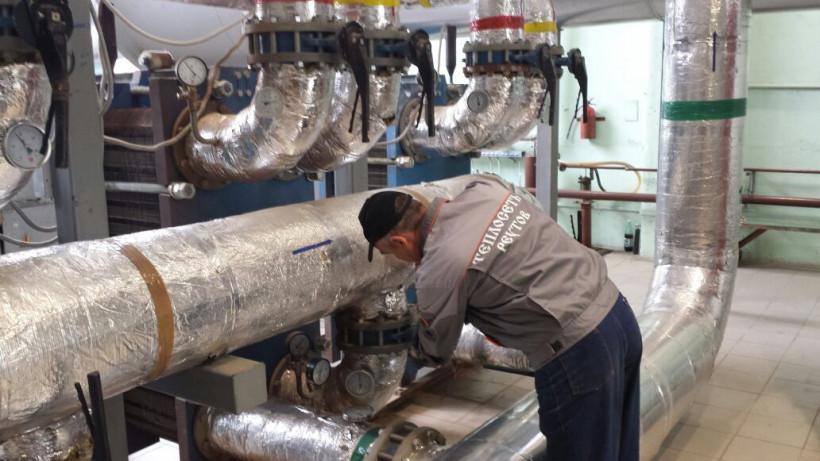 подготовка объектов ЖКХ к отопительному периоду