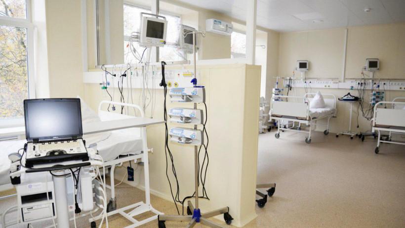 Первичное сосудистое отделение открыли в Ногинской больнице