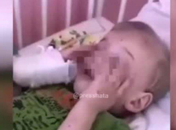 """Мать """"нахватавшегося зайчиков"""" ребенка рассказала об инциденте"""