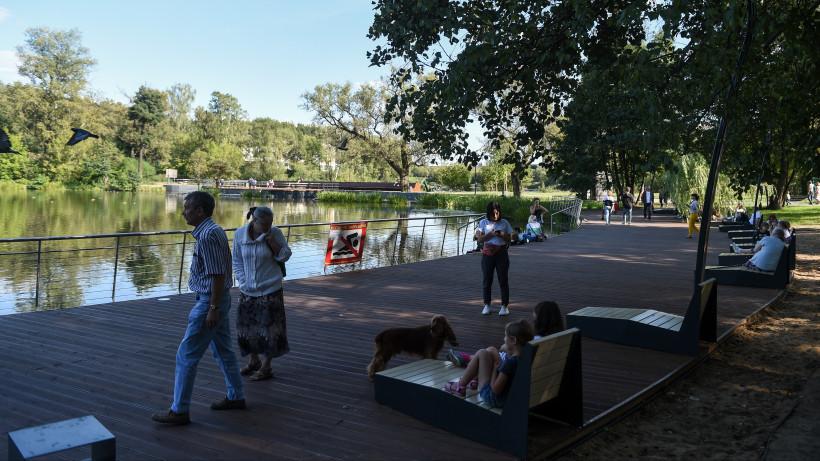 Министерство благоустройства проведет посвященную развитию парков конференцию 20 марта