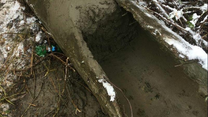 Незаконный сброс дренажных вод выявили инспекторы эконадзора в городском округе Егорьевск