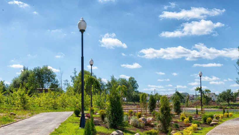 Новые парки появятся в четырех городских округах Московской области в 2020 году