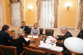Олег Матыцин провёл совещание по реконструкции спортивных объектов в Крыму