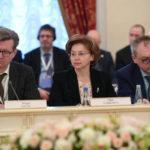 Ольга Ярилова приняла участие в заседании Российско-Сербского комитета по торговле, экономическому и научно-техническому сотрудничеству
