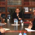 Ольга Любимова встретилась с представителями Ассоциации кинодистрибьюторов России