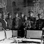Онлайн-выставка «Военные дороги вологжанина Петра Сотникова»