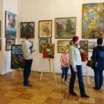 Открытие выставки «Штрихи к портрету города»