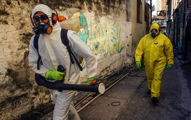 Пандемия коронавируса. Главные новости на 25 марта