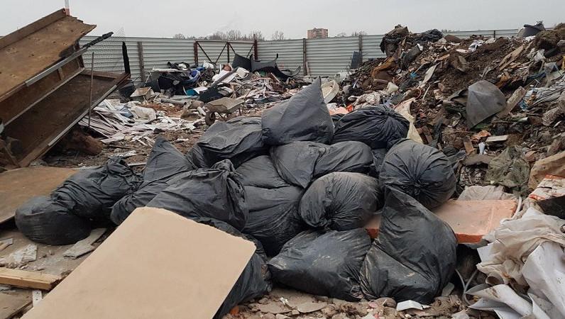 Подмосковные организаторы незаконных свалок возместят ущерб природе в размере 320 млн рублей