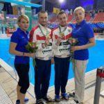 Подмосковные спортсмены завоевали три медали на международных соревнованиях по прыжкам в воду