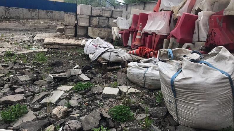 Подрядчика оштрафовали за нарушение обращения с отходами в городском округе Солнечногорск