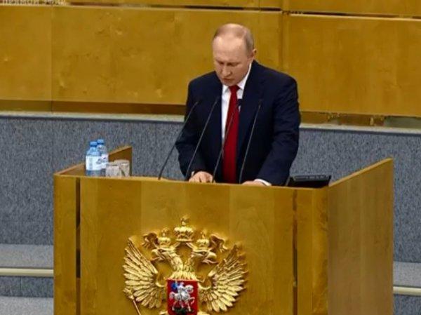 Путин готов обнулить президентские сроки, если это поддержит КС: тогда он снова может идти на выборы