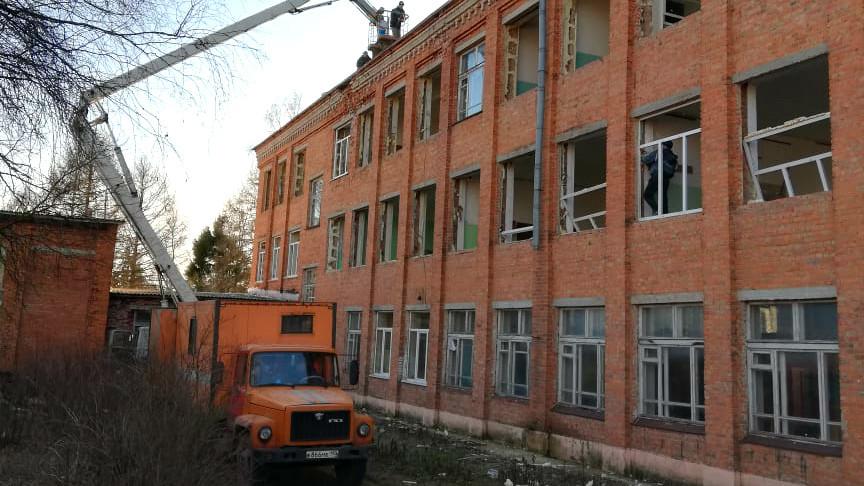 Работы по строительству школы начали в поселке Тропарево Можайского округа